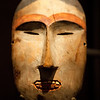 Mask, Anchorage Museum, Alaska