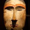 Mask, Anchorage Museum, Alaska