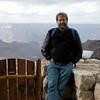 Grand Canyon - Self Portrait