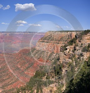 Grand Canyon West Rim Tusayan Sunrise Sunset Colorado Fine Art Fotografie - 010954 - 27-09-2011 - 6382x6625 Pixel