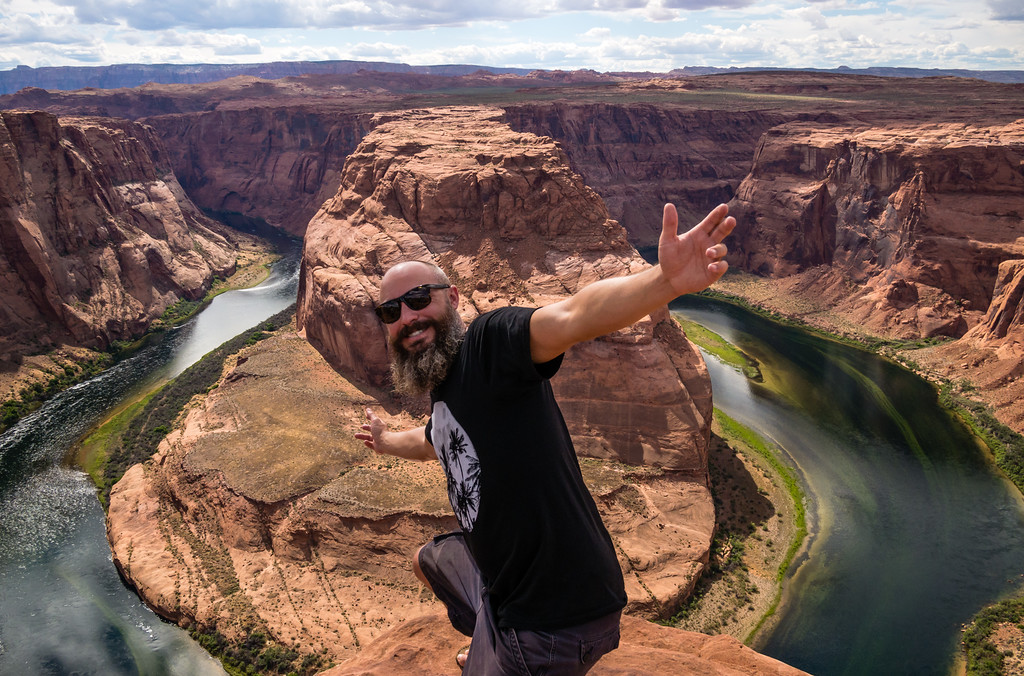 Lucky Horseshoe Bend