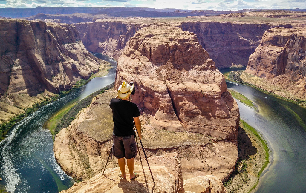 Horseshoe Bend Tripod