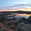 Sunrise at Watson Lake, Prescott, Arizona