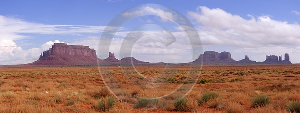 Monument Valley Arizona Mexican Hat Desert Red Rock Animal Modern Wall Art Fine Art Photography - 008196 - 06-10-2010 - 10960x4147 Pixel