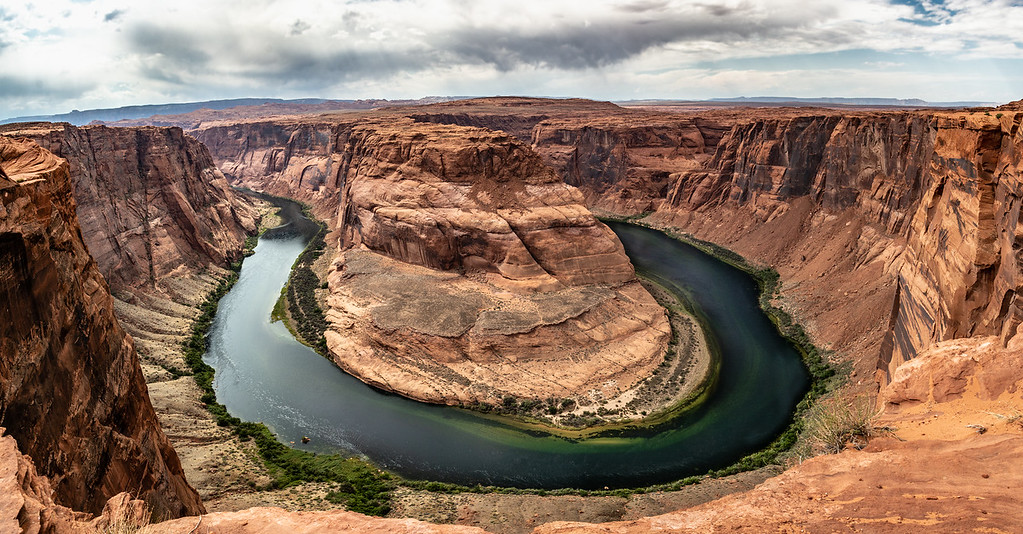 Horseshoe Bend Tour Page Arizona