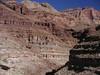 Hiking Grand Canyon.