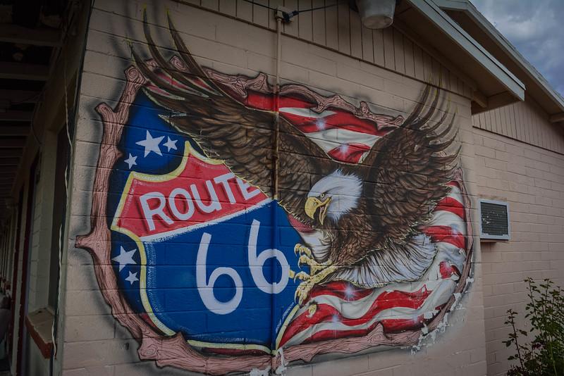 driving route 66 arizona