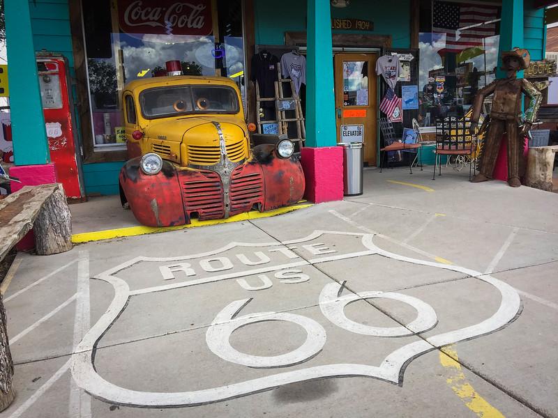 seligman arizona route 66