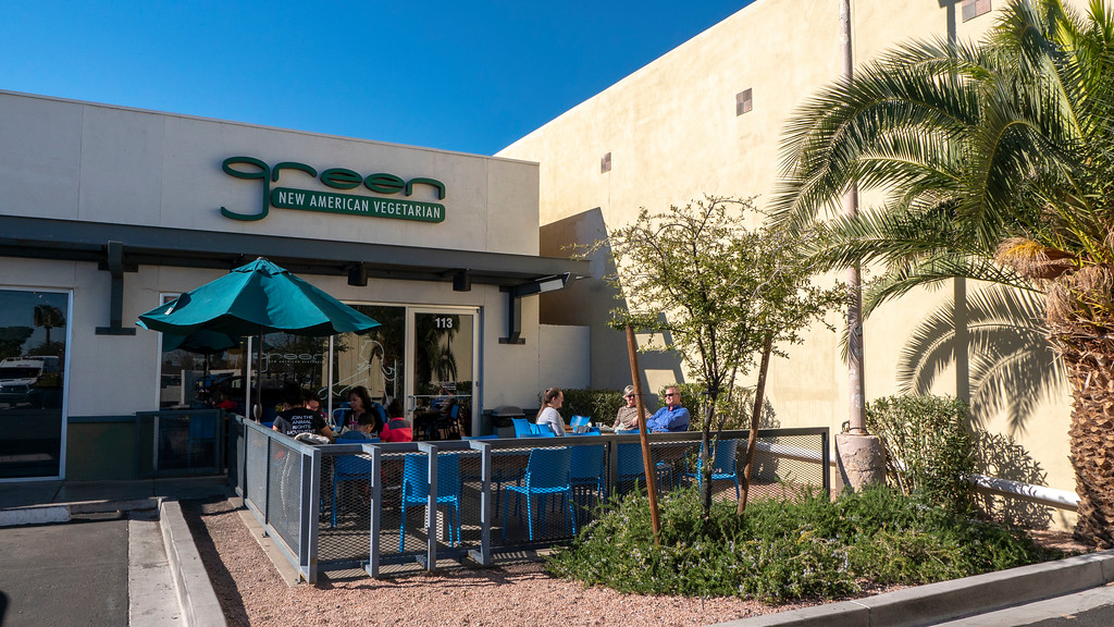 Tempe Vegan Restaurant Guide: Green New American Vegetarian