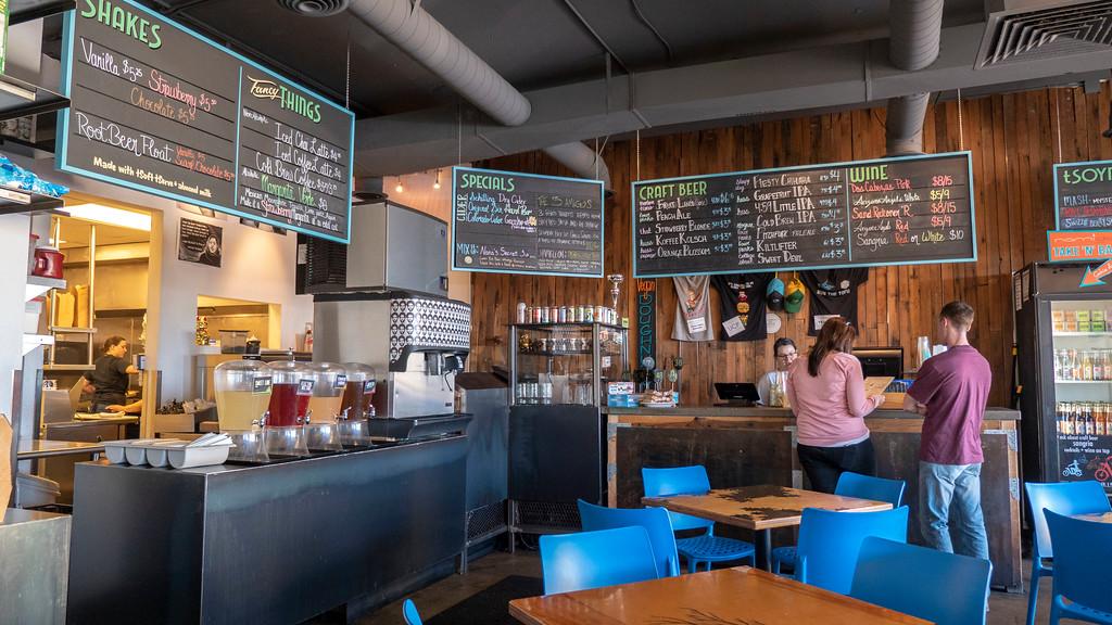 Tempe Vegan Restaurant Guide: Green New American Vegetarian