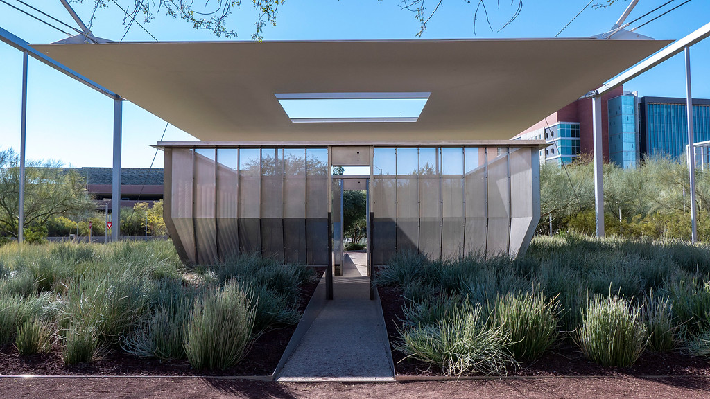 Things to do in Tempe AZ: James Turrell Air Apparent