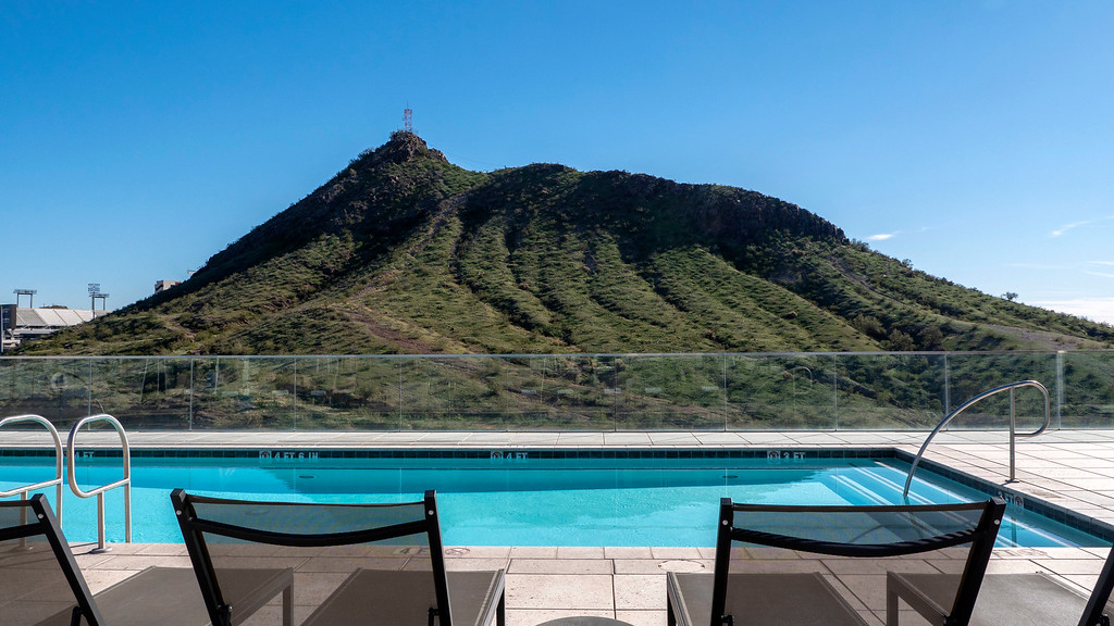 Things to do in Tempe AZ: AC Hotel by Marriott Phoenix Tempe A Mountain