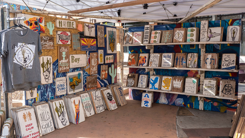 Things to do in Tempe AZ: 6th street market