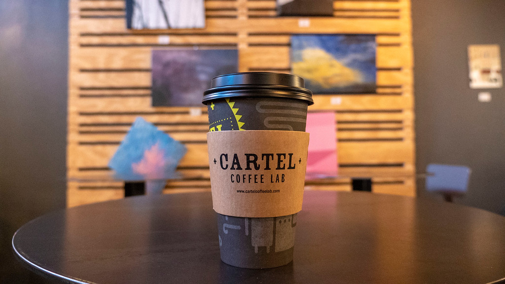 Things to do in Tempe AZ: Cartel Coffee Lab