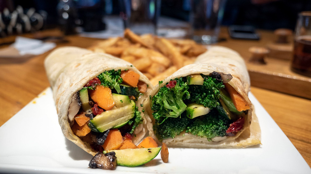 Tempe Vegan Restaurant Guide: Four Peaks Brewing Co