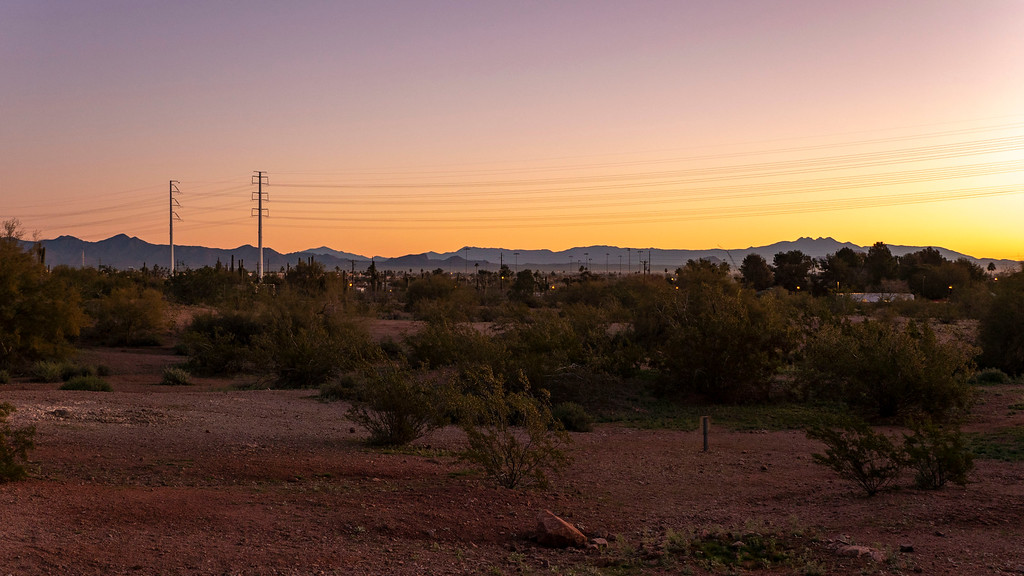 Things to do in Tempe AZ: Sunrise in Tempe