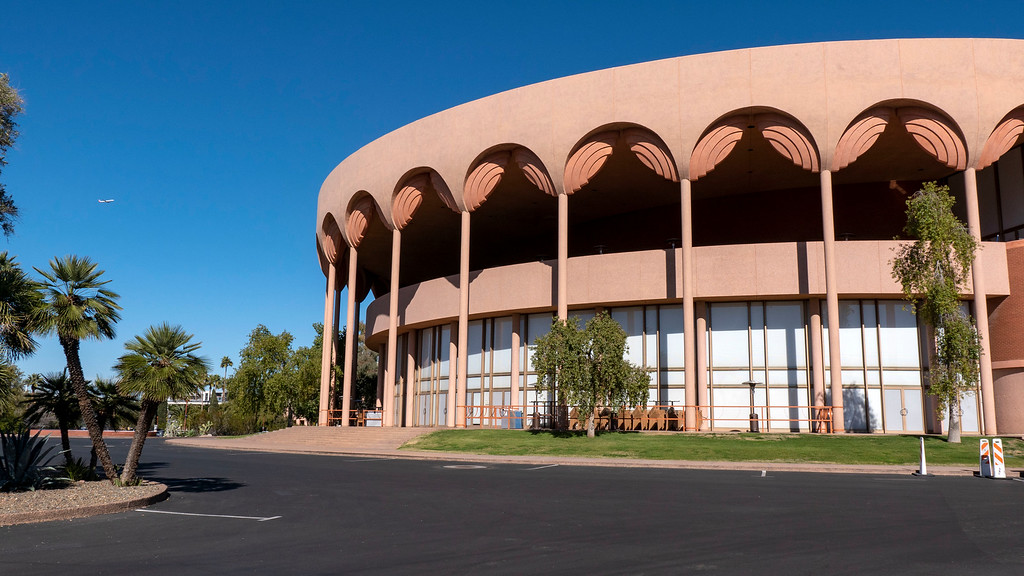 Things to do in Tempe AZ: Gammage Auditorium