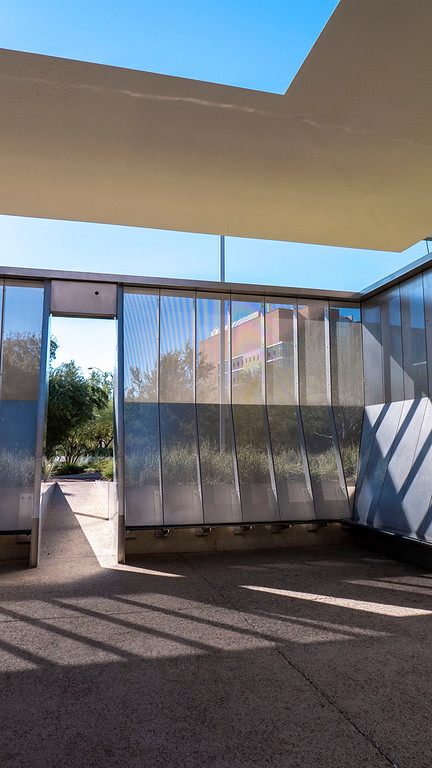 Things to do in Tempe AZ: Air Apparent - Skyscape - James Turrell