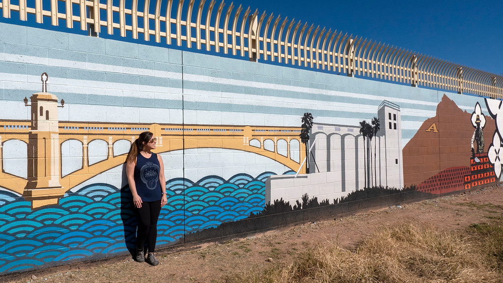 Things to do in Tempe AZ: Mural in Tempe