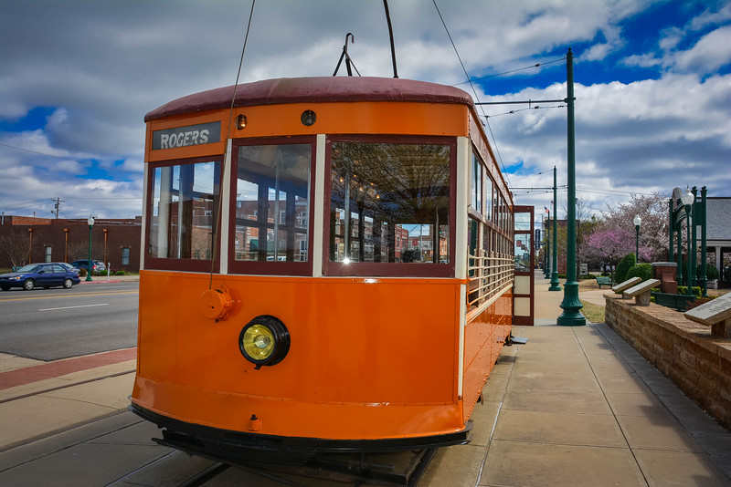 fort smith streetcar