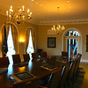 Cabinet Room at Clinton Presidential Library