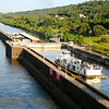 locks on Arkansas River
