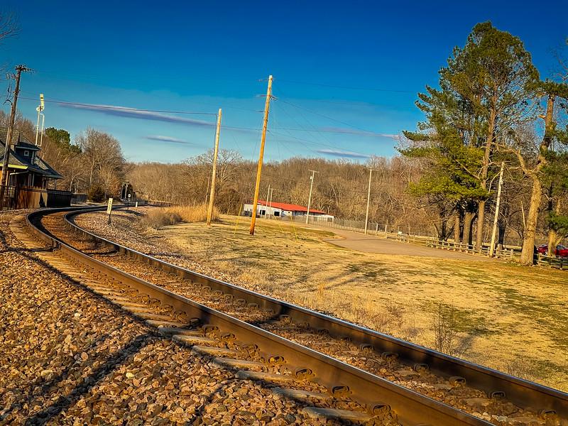 mammoth spring railway