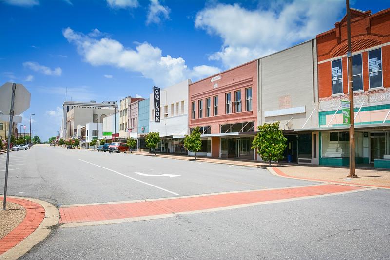 downtown texarkana