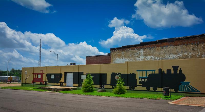 texarkana downtown murals