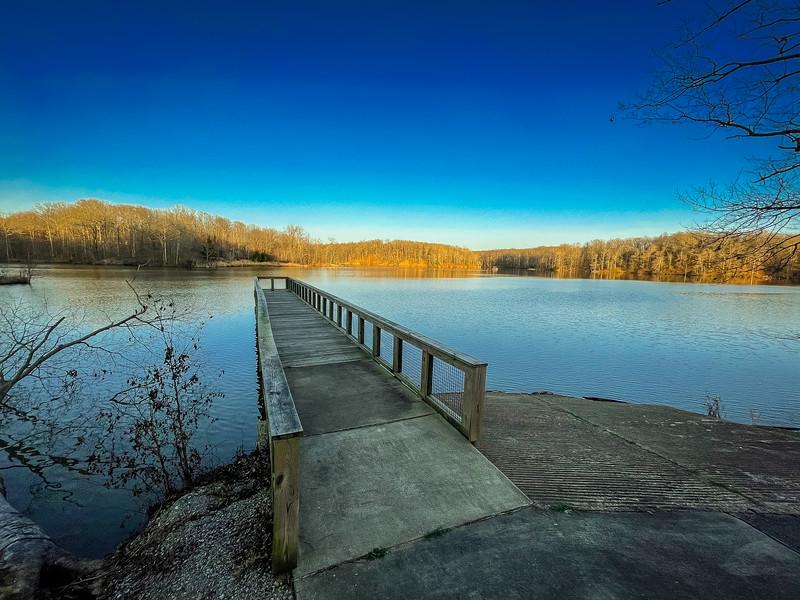 lake dunn village creek state park