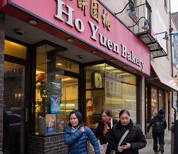 Ho Yuen, Chinatown