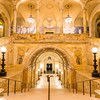 McKim Lobby, Boston Public Library