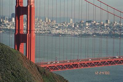San Francisco & the Bay Area