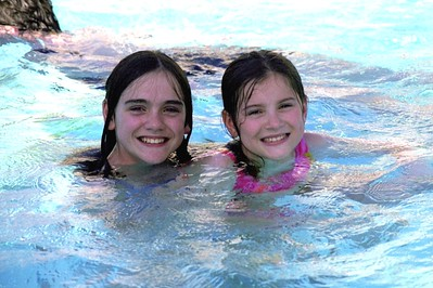 14 Furnace Creek Pool, Jen 'n Vic