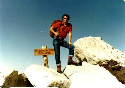 Mount San Jacinto, Sumit