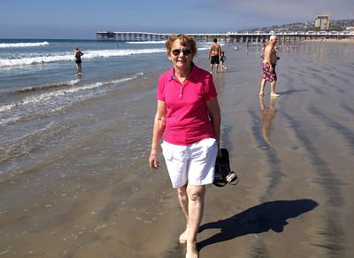 San Diego Pacific  Beach - 2014 & 2017