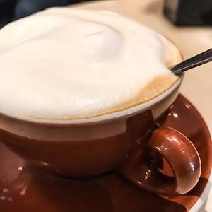 Cafe Roma Cappucino - San Francisco, CA