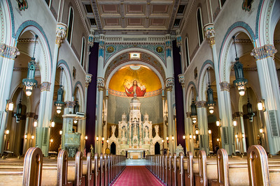 Saints Peter and Paul Church - San Francisco, CA