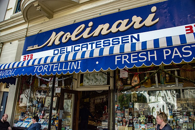 Molinari Delicatessen - San Francisco, CA