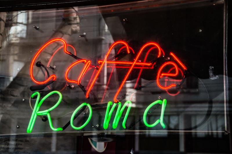Cafe Roma - San Francisco, CA