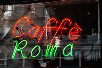 Cafe Roma - San Francisco, CA