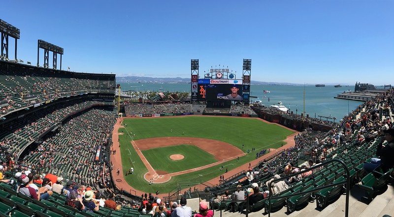 Oracle Park San Francisco