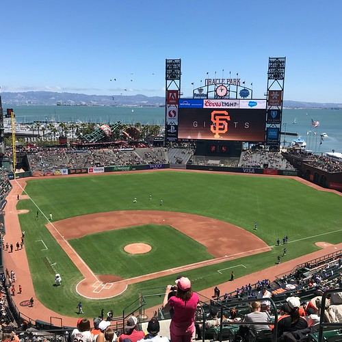 Visitor's Guide to Oracle Park – Home of the San Francisco Giants