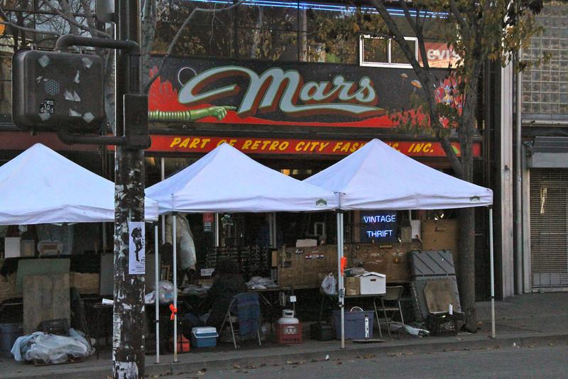 Mars - Berkeley
