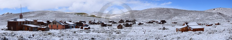 Bodie Ghost Town California Old Building Silver Gold Photo Fine Art Photography For Sale - 010503 - 05-10-2011 - 21497x3753 Pixel