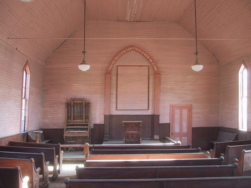 Bodie - Church