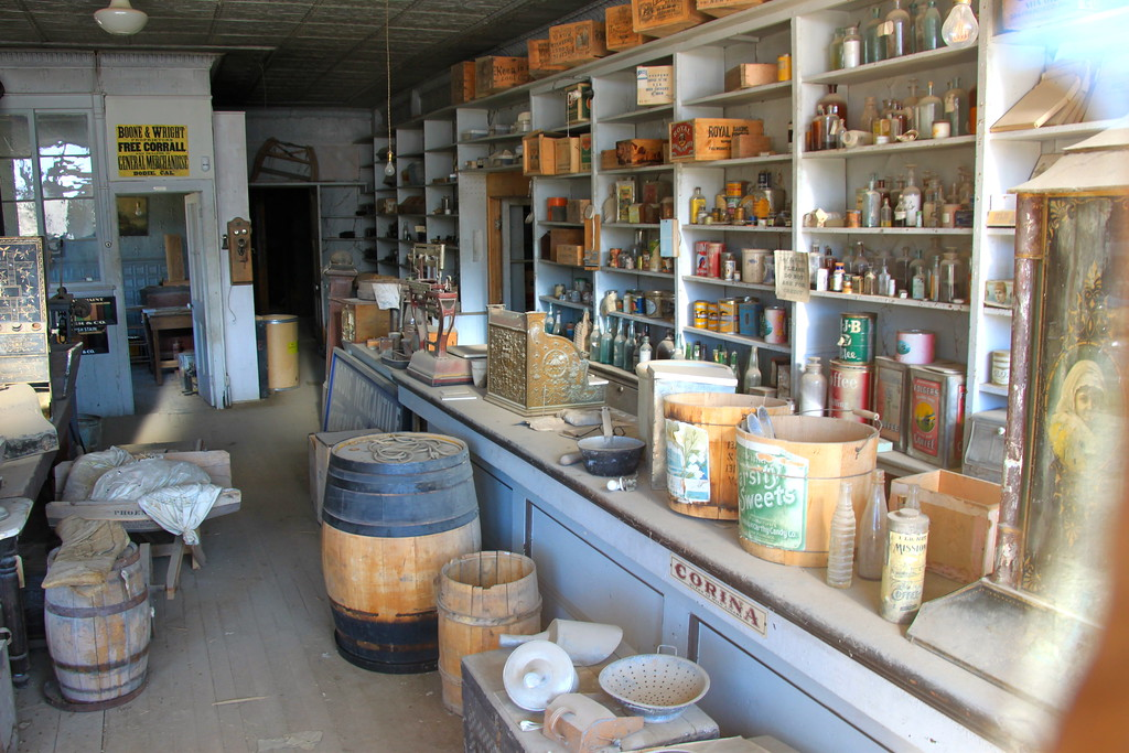 Ghost Town General Store - Bodie, California - Photo