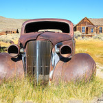 Rusty Old Car – Bodie, California – Daily Photo