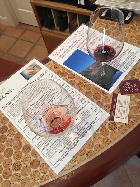 Blair / Shale Canyon Wine Tasting Room