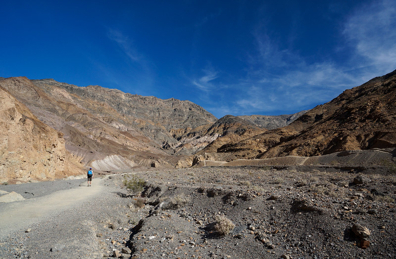 Mosaic Canyon, <br /> Death Valley National Park, CA